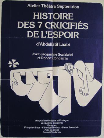 affiche histoire des 7